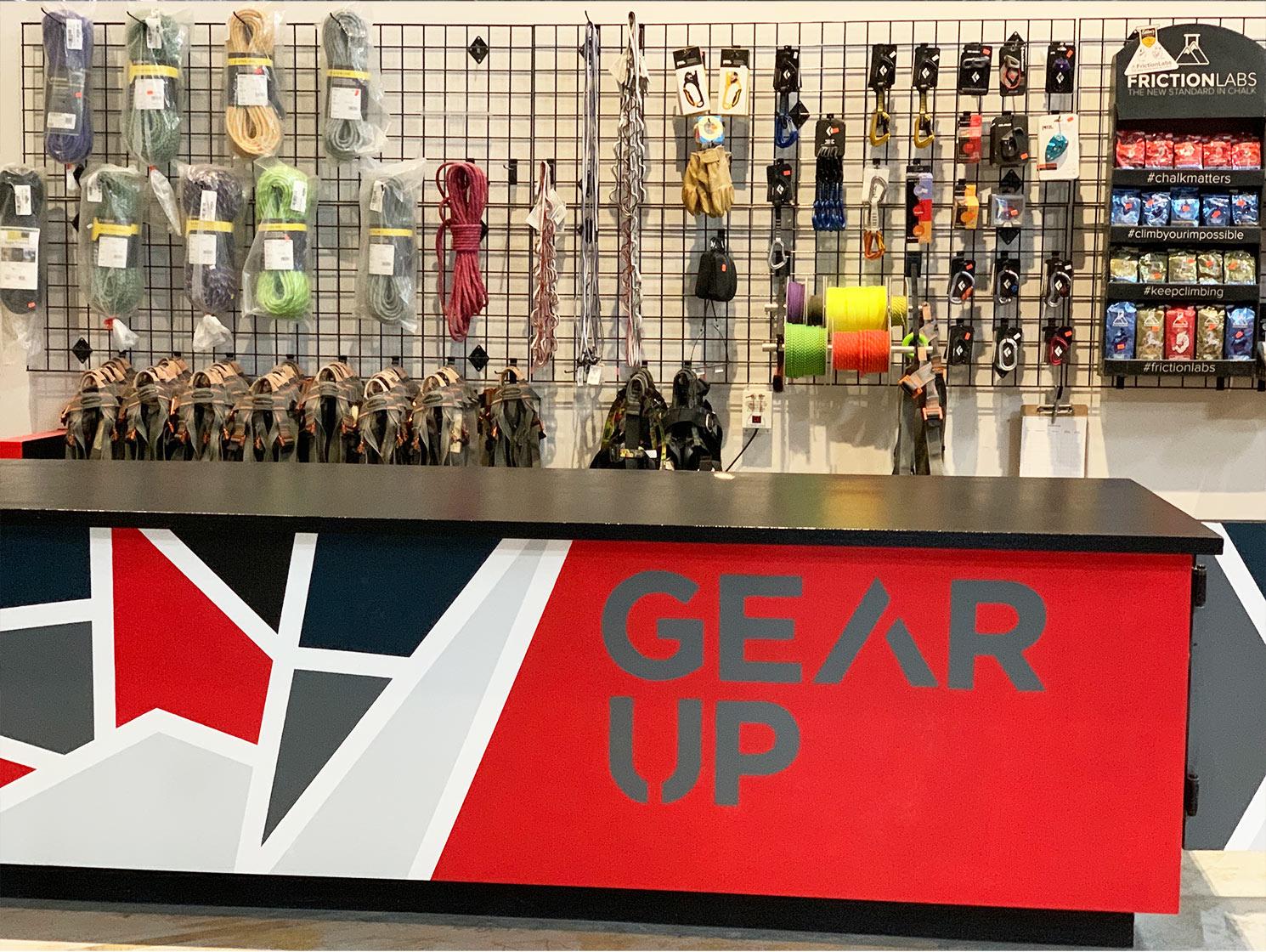 Gear Counter